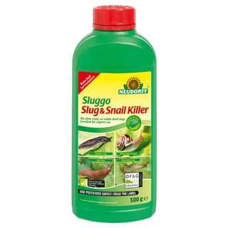 Organic Slug & Snail Killer 500g
