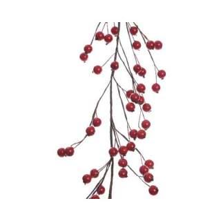 foam berry garland180cm