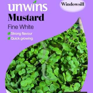Herb Mustard Fine White