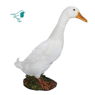 RL White Standing Duck B