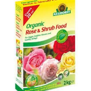ORGANIC ROSE+SHRUB FEED 2kg