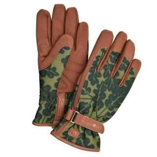 Oak Leaf  Gloves Moss  S/M