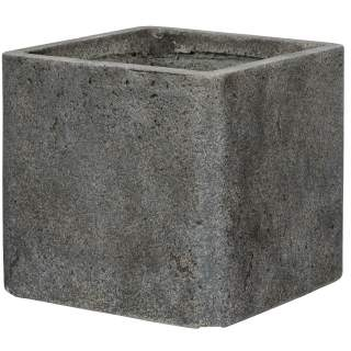 Beaumont 03G dark grey L22,5cm/ W22,5cm/H22cm
