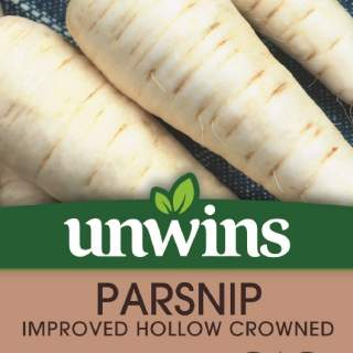 Parsnip Improved Hollow Crowned