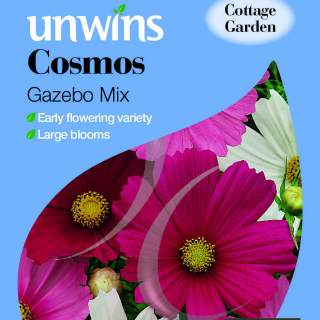 Cosmos Gazebo Mix