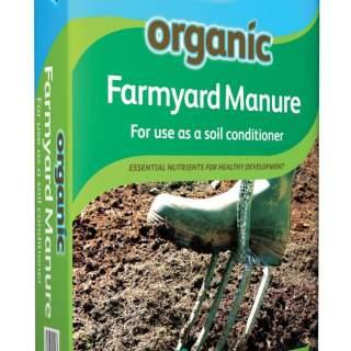 Organic Farmyard Manure 50Ltr buy 2 get 1 3 per order max