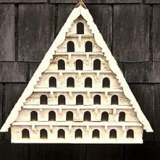 Birdhouse 7 Tier Small hole