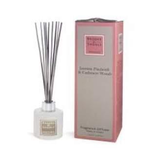 Reed Diffuser - Jasmine Patchouli & Cashmere Woods