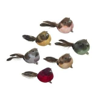 MULTICOLOURED BIRDS MIX