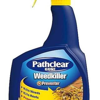 WEEDOL PATHCLEAR GUN READY TO USE 1ltr