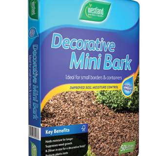 Decorative Mini Bark 70ltr 3 for €24 3 per order max