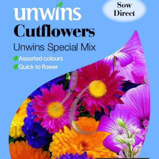 Cutflowers Unwins Special Mix