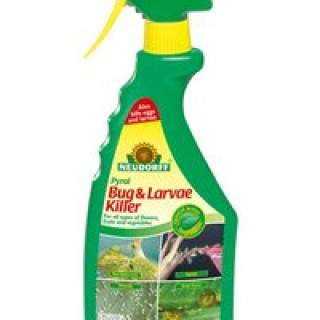 ORGANIC TOTAL BUG KILLER 750ml
