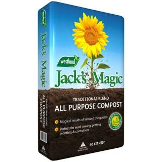 Jack s Magic All Purpose Compost 4 per order max