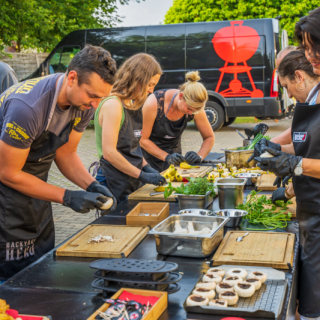 BBQ Course 13th June 2020