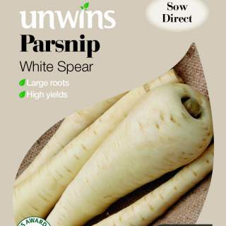 Parsnip White Spear