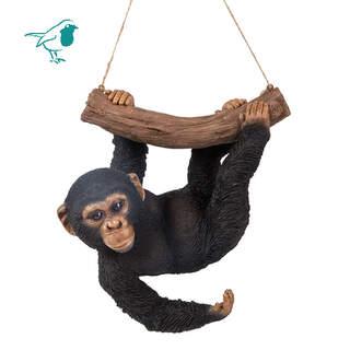 RL Hanging Chimpanzee D