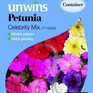 Petunia Celebrity Mix