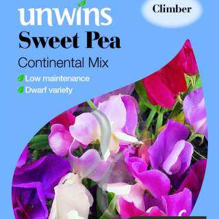 Sweet Pea Continental Mix