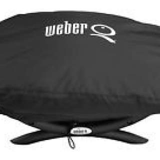 PREMIUM BARBECUE COVER - BONNET COVER, FITS Q 100 AND 1000 SERIES