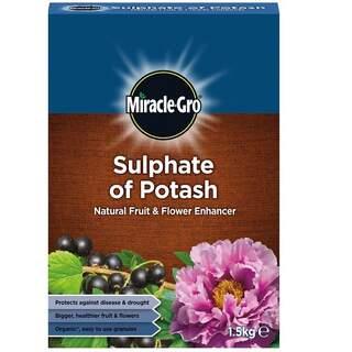 MG SULPHATE OF POTASH FRUIT AND FLOWER ENHANCER 1.5kg