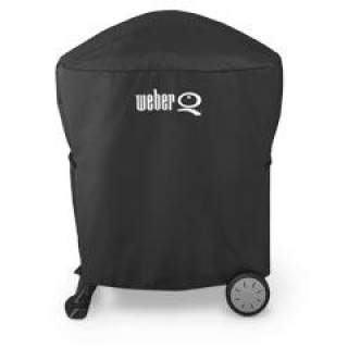 PREMIUM BARBECUE COVER - FITS Q 100/1000 AND 200/2000 SERIES USING STAND OR CART