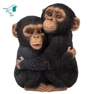 RL Hugging Chimps B