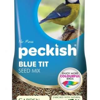 PK Blue Tit Seed Mix 1Kg