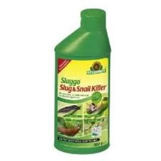 Organic Slug & Snail 800g