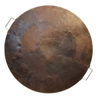 Recycled Kadai Shield to fit 70cm Kadai