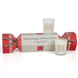 Christmas Cracker - 2 pack Frosted Ginger and W Berries