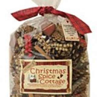 CTRY P&PODS LGE XMAS SPICE COTTAGE