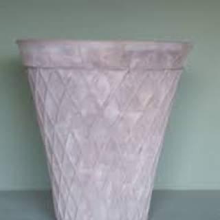 Lattice Pot 43x49cm